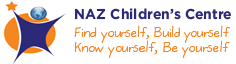 NAZ Children's Centre Retina Logo